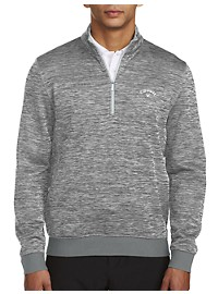 Callaway Water-Repellant 1/4-Zip Pullover