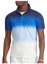 Polo Ralph Lauren Dip Dye Polo Shirt