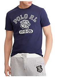 Polo Ralph Lauren Classic Fit Tiger Graphic Tee