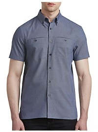 Perry Ellis Stretch Sport Shirt