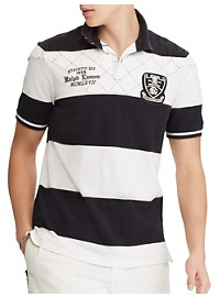 Polo Ralph Lauren Rugby Boathouse Stripe Polo