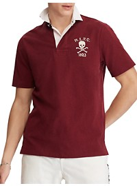Polo Ralph Lauren Solid Boathouse Skull Polo