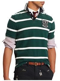 Polo Ralph Lauren Boathouse Stripe Polo