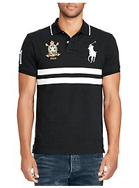 Polo Ralph Lauren Big Pony Stripe Polo Shirt