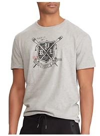 Polo Ralph Lauren Crest with Oars Graphic Tee