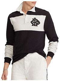 Polo Ralph Lauren Antique Long-Sleeve Rugby Shirt