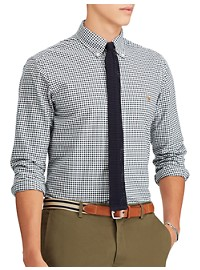 Polo Ralph Lauren Classic Fit Gingham Sport Shirt