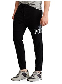 Polo Ralph Lauren Cotton Jersey Track Pants