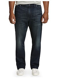 Lucky Brand Athletic-Fit Stretch Jeans