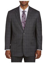 Geoffrey Beene Textured Deco Suit Jacket