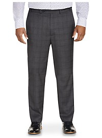 Geoffrey Beene Textured Deco Suit Pants