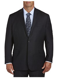 Cole Haan Deco Small Check Suit Jacket