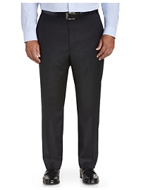 Cole Haan Deco Small Check Suit Pants