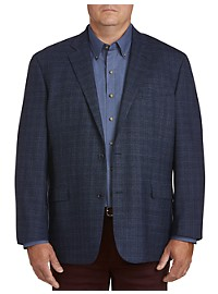 Cole Haan Tonal Plaid Sport Coat