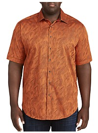 Robert Graham DXL Tonal Sport Shirt