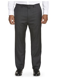 Ralph by Ralph Lauren Tonal Windowpane Suit Pants