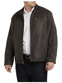 Remy Vintage Lambskin Leather Jacket