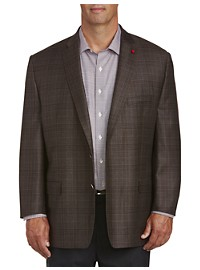 TailoRED Deco Plaid Sport Coat