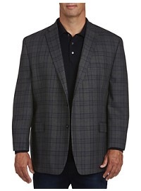Michael Kors Plaid Sport Coat – Executive Cut