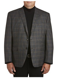 Michael Kors Windowpane Sport Coat