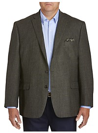 Ralph by Ralph Lauren Comfort Flex Textured Sport Coat - Executive Cut