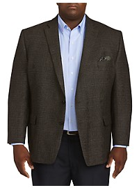 Ralph by Ralph Lauren Tonal Plaid Sport Coat