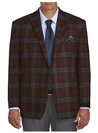 Ralph Lauren Plaid Sport Coat