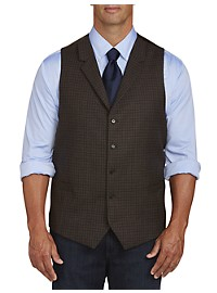 Ralph by Ralph Lauren Small Check Vest