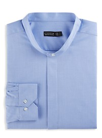 Rochester Mandarin Collar Dress Shirt