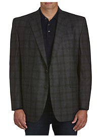 Jack Victor Deco Windowpane Sport Coat