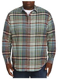 Tommy Bahama Fore Shore Flannel Shirt
