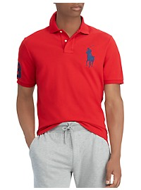 Polo Ralph Lauren Classic-Fit Big Pony Polo Shirt