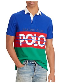 Polo Ralph Lauren Hi Tech Classic Fit Mesh Rugby
