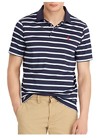 Polo Ralph Lauren Performance Stripe Polo Shirt