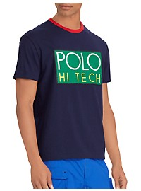 Polo Ralph Lauren Hi Tech Classic Fit T-Shirt