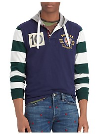 Polo Ralph Lauren Long-Sleeve Polo U Graphic Tee