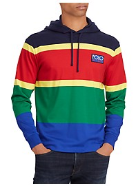 Polo Ralph Lauren Hi Tech Soft-Touch Hoodie