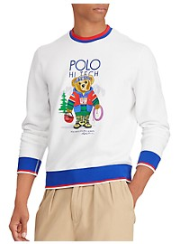 Polo Ralph Lauren Hi Tech Polo Bear Sweatshirt