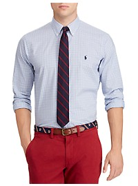 Polo Ralph Lauren Stretch Gingham Sport Shirt
