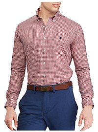 Polo Ralph Lauren Stretch Check Sport Shirt