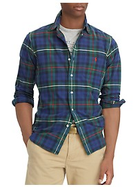 Polo Ralph Lauren Tartan Oxford Sport Shirt