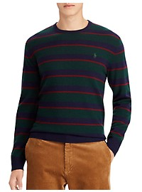 Polo Ralph Lauren Loryelle Wool Stripe Sweater