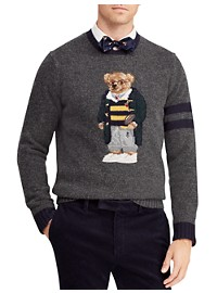 Polo Ralph Lauren Polo U Bear Sweater