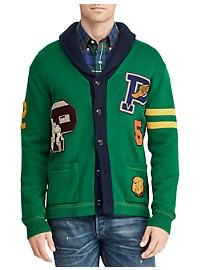 Polo Ralph Lauren Letterman Sweater