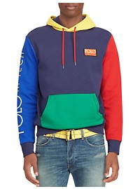 Polo Ralph Lauren Hi-Tech Double Knit Tech Hoodie