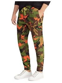 Polo Ralph Lauren Camo Double Knit Tech Pants