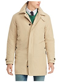 Polo Ralph Lauren Water-Repellent Coat