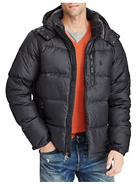 Polo Ralph Lauren Mid-Weight Down Jacket