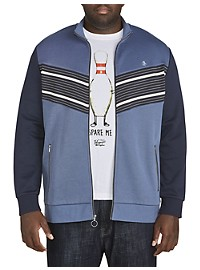 Original Penguin Stripe Track Jacket
