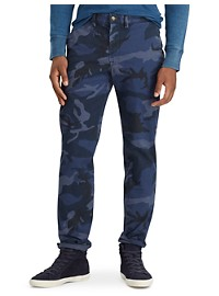 Polo Ralph Lauren Classic Fit Stretch Camo Chinos